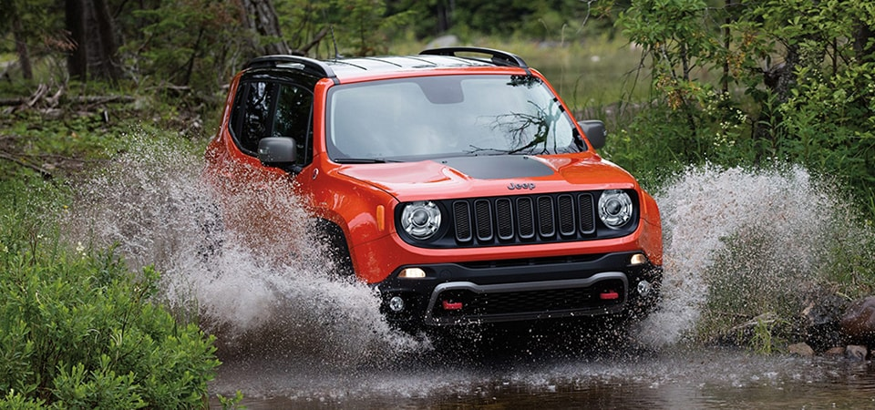 2018 Jeep Renegade High Point NC