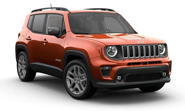 2021 Jeep Renegade Islander