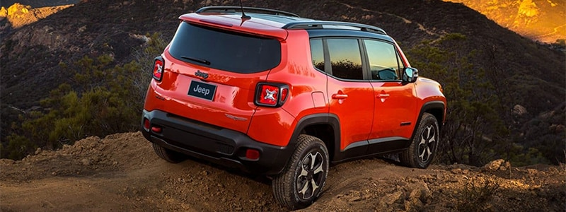 2021 Jeep Renegade High Point NC