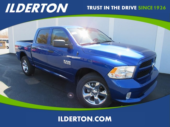 2018 Ram 1500 EXPRESS CREW CAB 4X4 5'7 BOX Crew Cab High Point NC