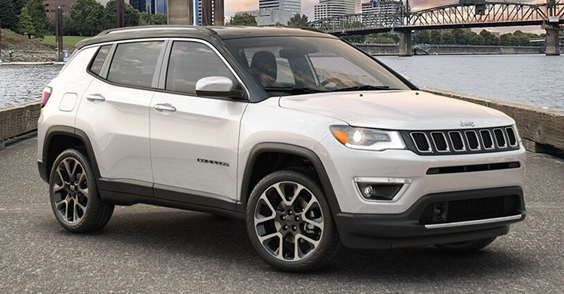 New 2020 Jeep Compass Ilderton CDJR