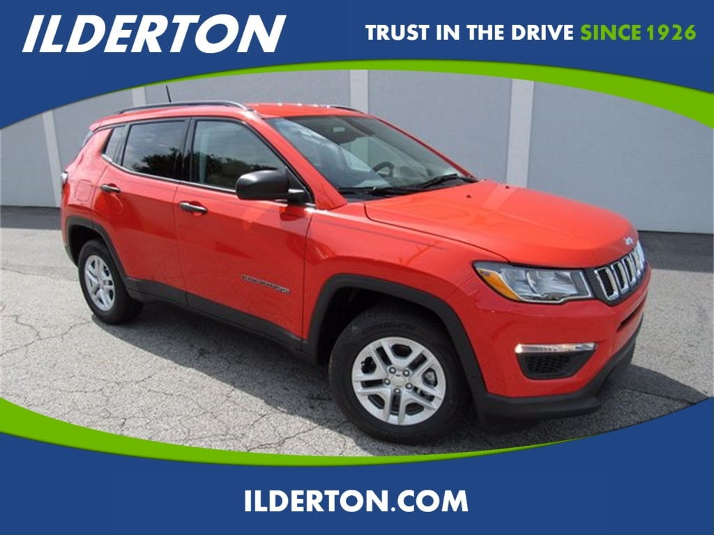 2017 Jeep Compass SPORT FWD Sport Utility