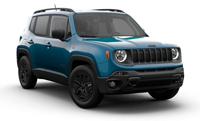 2021 Jeep Renegade Upland