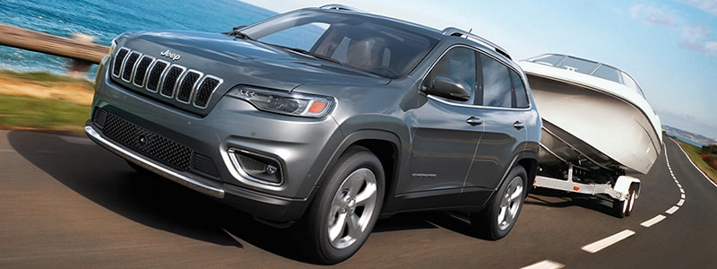 New 2021 Jeep Cherokee High Point NC