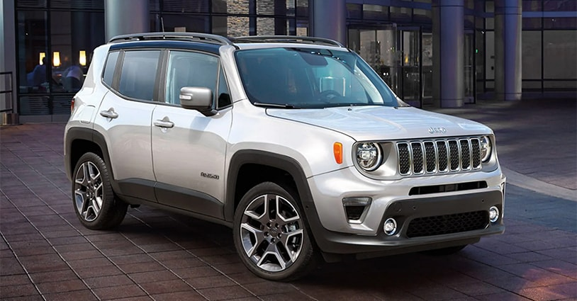 New 2021 Jeep Renegade Ilderton CDJR