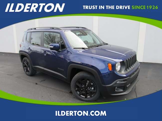 2018 Jeep Renegade ALTITUDE 4X2 Sport Utility High Point NC