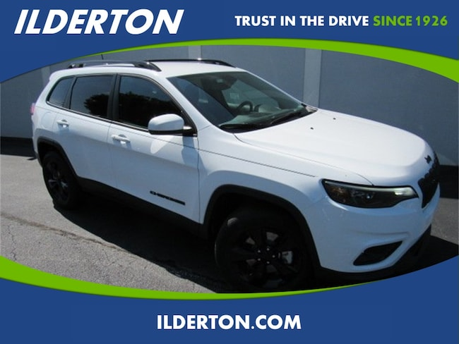 2019 Jeep Cherokee ALTITUDE 4X4 Sport Utility High Point NC