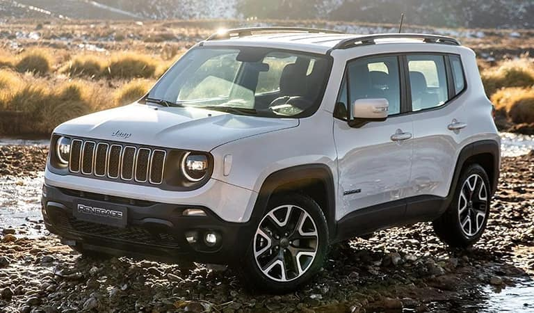 New 2021 Jeep Renegade High Point North Carolina