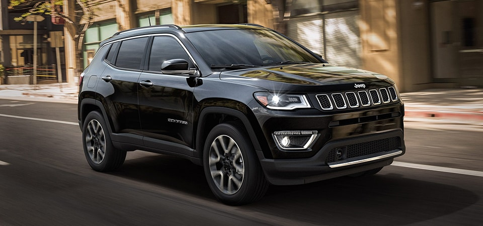 2018 Jeep Compass High Point NC
