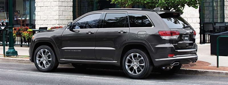 New 2019 Grand Cherokee High Point North Carolina
