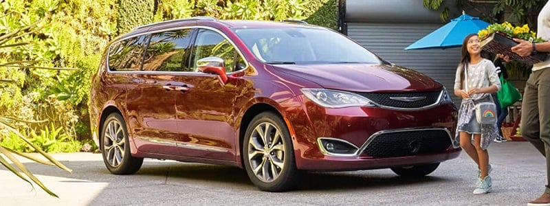 2019 Chrysler Pacifica High Point North Carolina