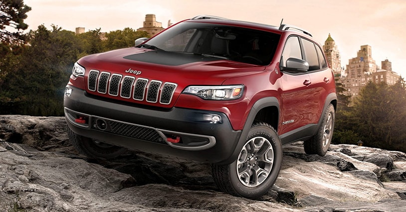 New 2020 Jeep Cherokee Ilderton CDJR