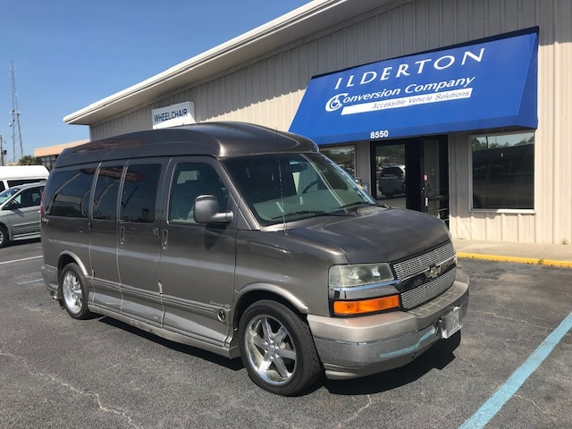 Used Wheelchair Vans in Charlotte, Asheville, Charleston
