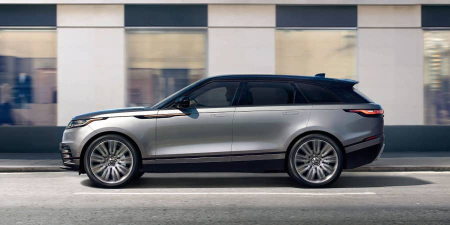 2018 Range Rover Velar Air Suspension