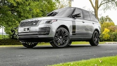 2020 Land Rover Range Rover HSE SUV