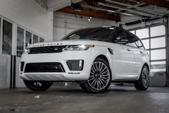 2020 Land Rover Range Rover Sport Autobiography SUV