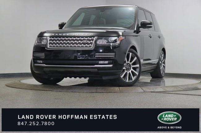 2015 Land Rover Range Rover 5.0L V8 Supercharged Autobiography SUV