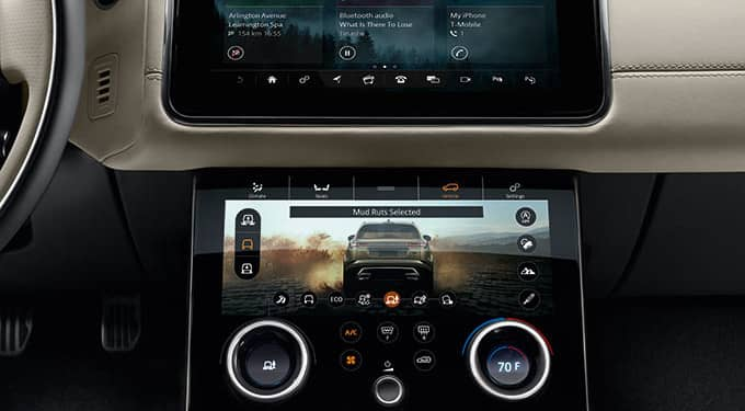 2018 Range Rover Velar Touch Pro Duo