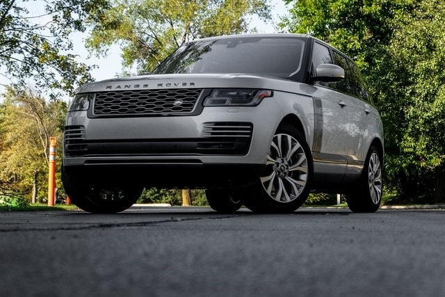 Land Rovers For Sale >> New 2020 Land Rover Range Rover For Sale At Land Rover Schaumburg Vin Salgs2ru4la579088