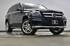 2013 Mercedes-Benz GL-Class GL 550 4MATIC SUV