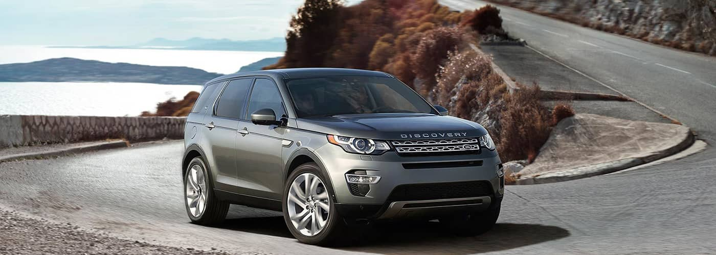 Discovery Sport Winding Road