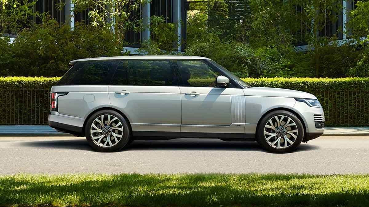 2018 Land Rover Range Rover Side Profile