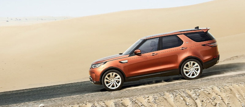 2018 Land Rover Discovery Terrain Response 2