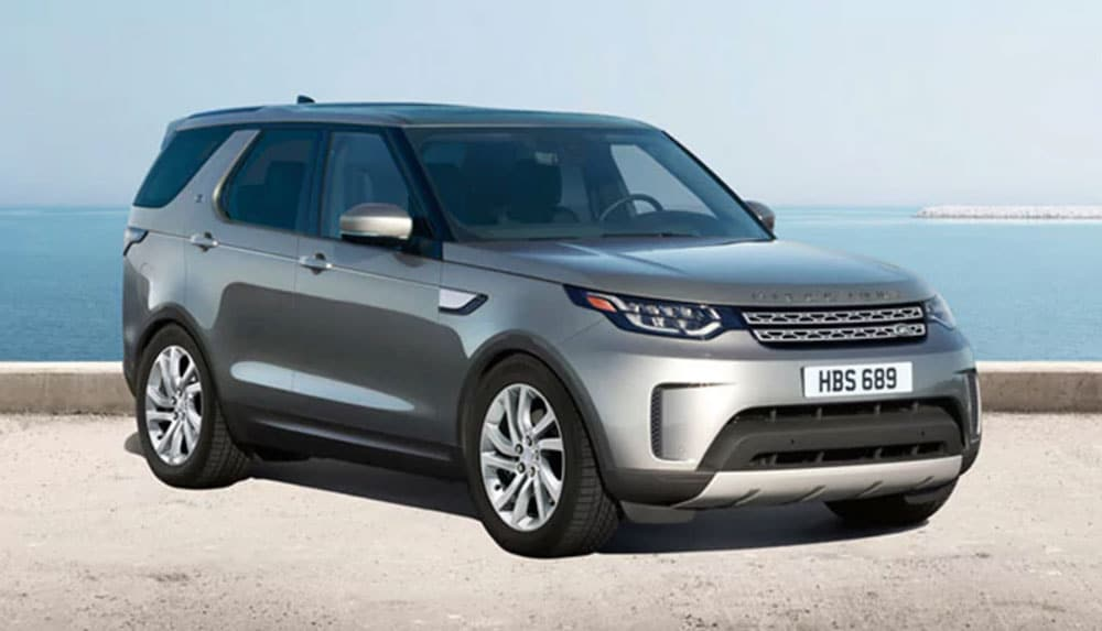 Land Rover Hoffman Estates >> Land Rover Discovery vs Lexus GX 460   Features & Specs ...