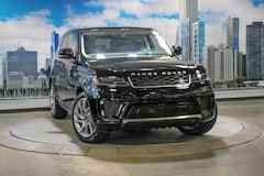 2019 Land Rover Range Rover Sport HSE Sport Utility Vehicle