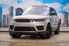 New 2021 Land Rover Range Rover Sport HSE SUV SALWR2SU0MA756660 for sale in Lake Bluff, IL