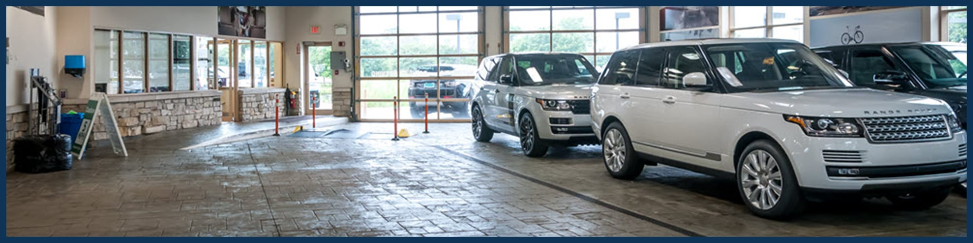 Land Rover Northfield >> Land Rover Service Specials Near Chicago Land Rover Lake Bluff