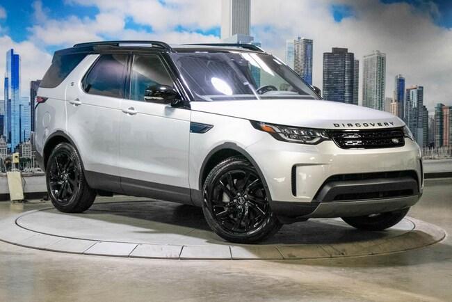 2019 Land Rover Discovery SE SUV SALRG2RV7KA082103