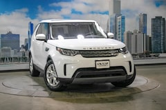 Certified 2019 Land Rover Discovery SE SUV SALRG2RV1KA082033 for sale in Lake Bluff, IL at Land Rover Lake Bluff