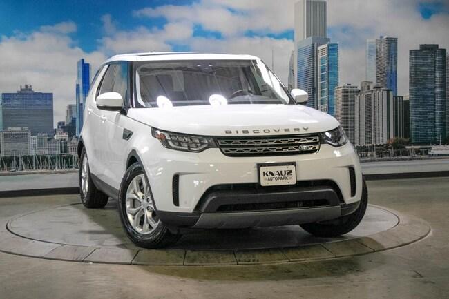 2019 Land Rover Discovery SE SUV SALRG2RV1KA082033