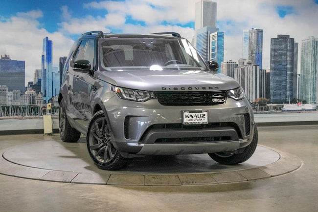 2019 Land Rover Discovery HSE SUV SALRR2RV1KA086528 for sale at Land Rover Lake Bluff near Chicago, IL