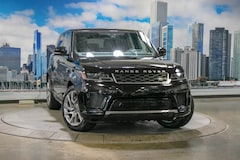 New 2019 Land Rover Range Rover Sport HSE Sport Utility Vehicle SALWR2RU0KA871584 for sale in Lake Bluff, IL
