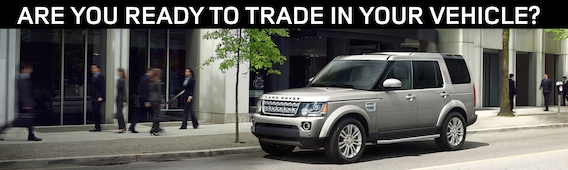 Value My Trade In >> Value My Trade Land Rover Lake Bluff Land Rover Near Chicago