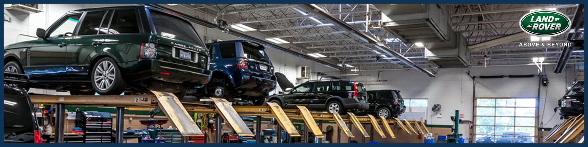 Land Rover Service Lake Bluff IL | Land Rover Lake Bluff Auto Repair