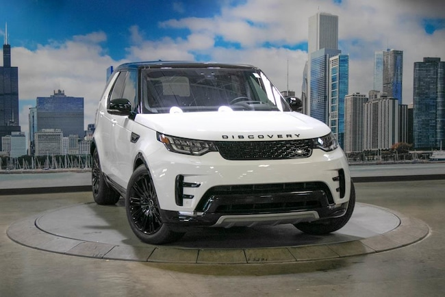 2019 Land Rover Discovery HSE SUV for sale near Chicago, IL at Land Rover Lake Bluff