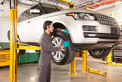 Vehicle Alignment Special w/the purchase of any approved tire(s)