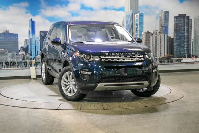 2019 Land Rover Discovery Sport HSE SUV SALCR2FX8KH801873 for sale near Chicago, IL at Land Rover Lake Bluff