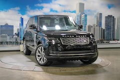 2019 Land Rover Range Rover HSE Sport Utility Vehicle