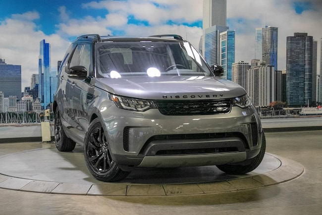 2019 Land Rover Discovery SE SUV SALRG2RV2KA082039 for sale near Chicago, IL at Land Rover Lake Bluff