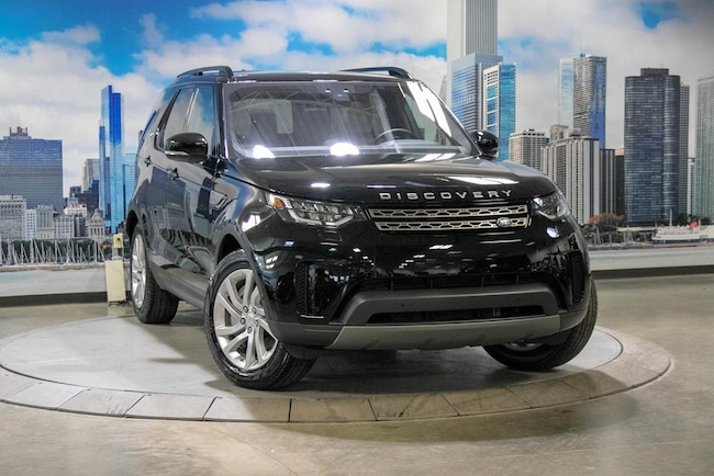 2019 Land Rover Discovery SE SUV SALRG2RV5KA082956 for sale at Land Rover Lake Bluff near Chicago