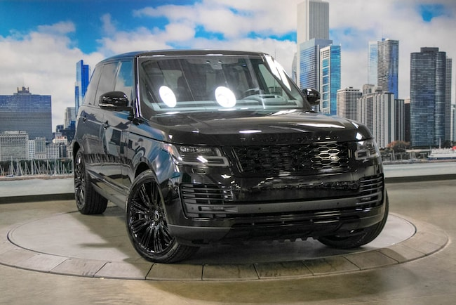 2019 Land Rover Range Rover Supercharged SUV for sale near Chicago, IL at Land Rover Lake Bluff