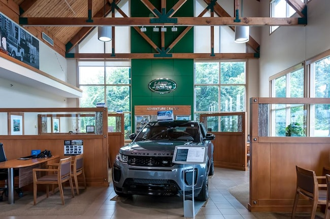 Knauz Land Rover >> Certified Used 2019 Land Rover Discovery Sport HSE For Sale | Lake Bluff IL | SALCR2FX2KH801870