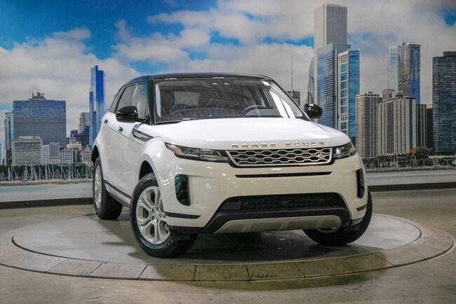 2020 Land Rover Range Rover Evoque P250 S SUV for sale near Chicago, IL at Land Rover Lake Bluff