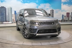 New 2019 Land Rover Range Rover Sport HSE Sport Utility Vehicle SALWR2RU3KA860997 for sale in Lake Bluff, IL