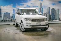 2015 Land Rover Range Rover SUV