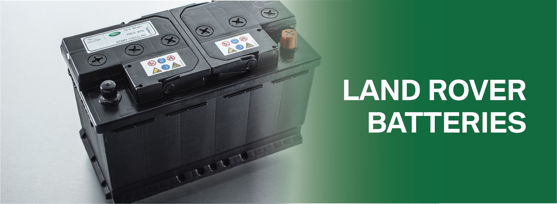 REPLACEMENT BATTERIES FOR YOUR LAND ROVER | Land Rover Lake Bluff